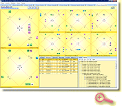 Vedische Astrologie Software- Jyotish - APA Ultimate Edition